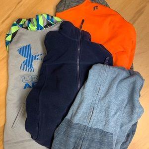 Other - 4-Sweatshirts XL